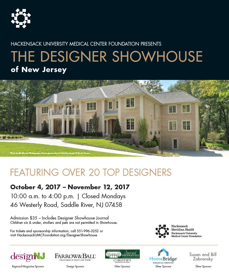 The Designer Showhouse Of New Jersey