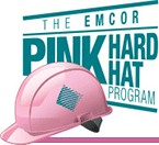 Pink Hard Hat graphic