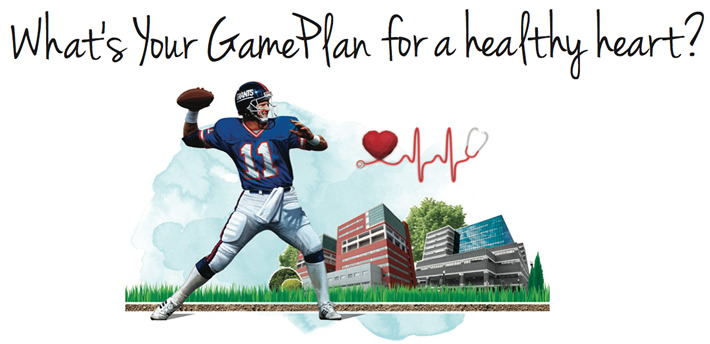 2015 Phil Simms Healthy Heart Steps